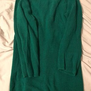 The Limited, emerald green sweater ⭐️